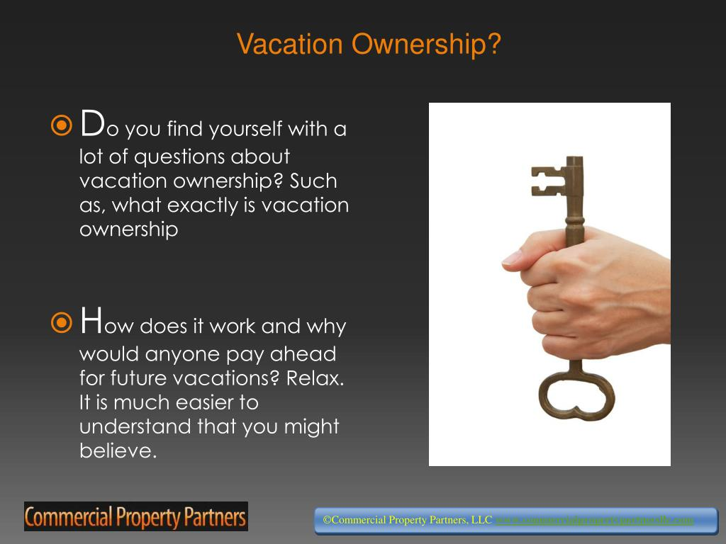Vacation Ownership?