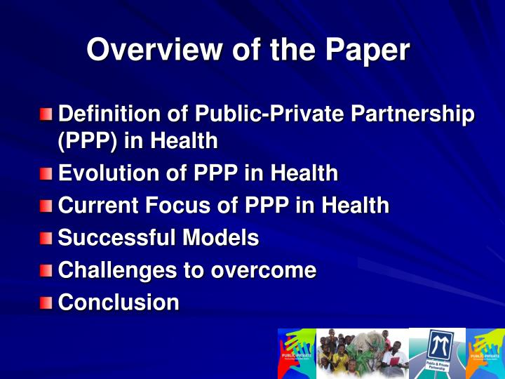 Overview of the Paper