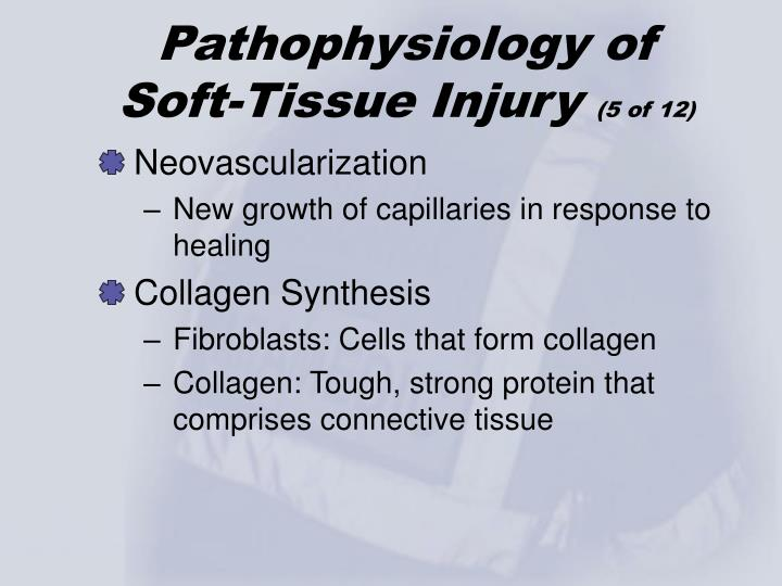 Pathophysiology of
