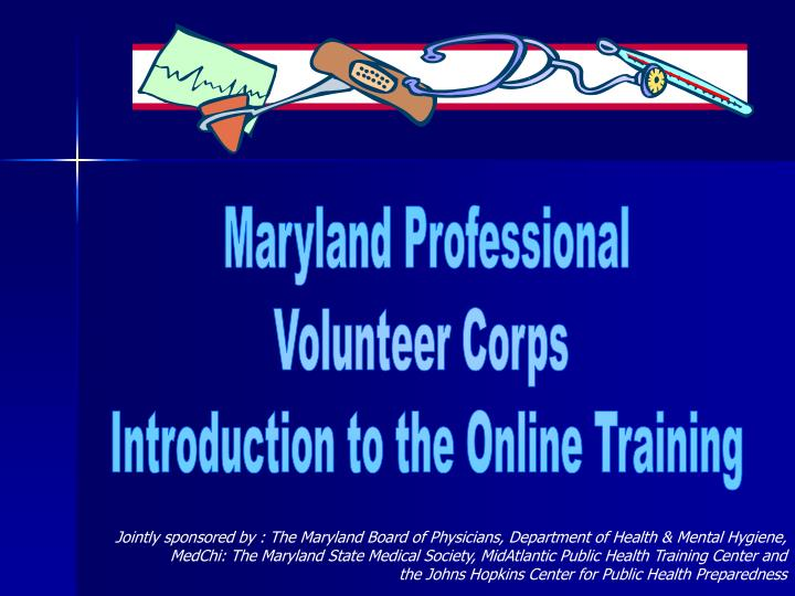 Maryland Professional