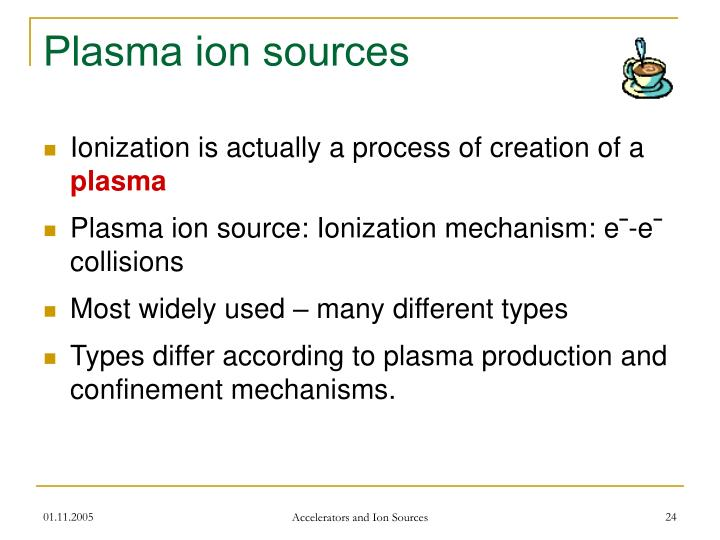 Plasma ion sources