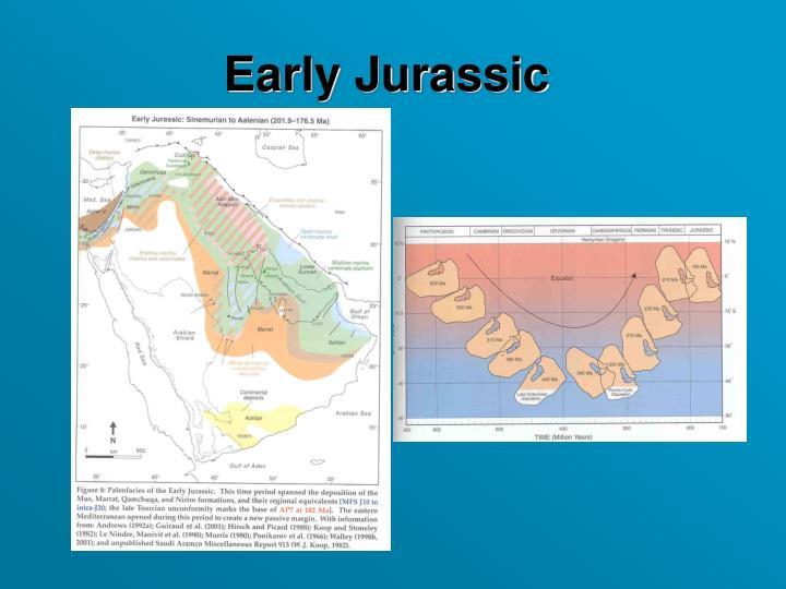 Early Jurassic
