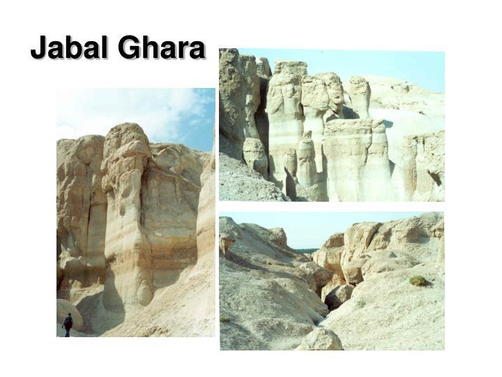 Jabal Ghara