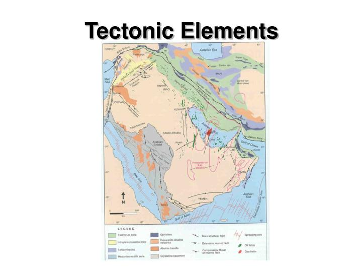Tectonic Elements