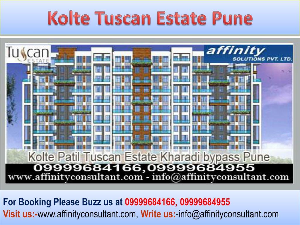 Kolte Tuscan Estate Pune