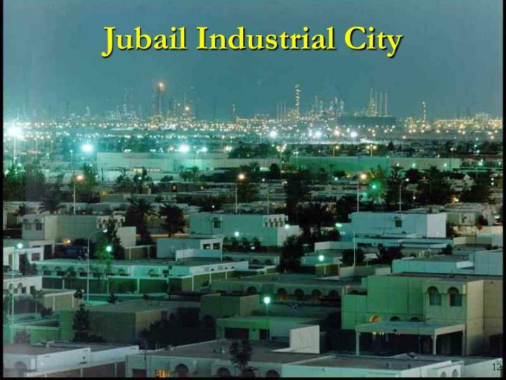 Jubail Industrial City
