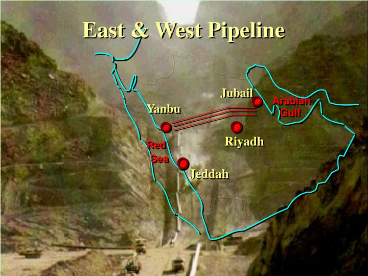 East & West Pipeline