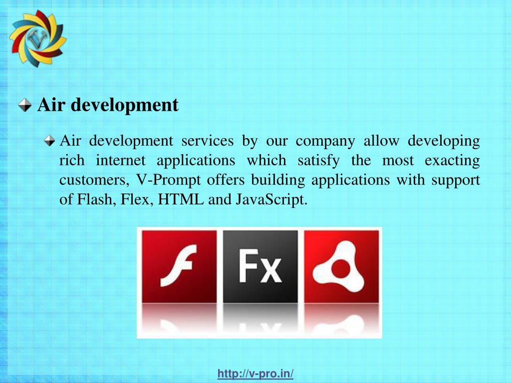 Air development