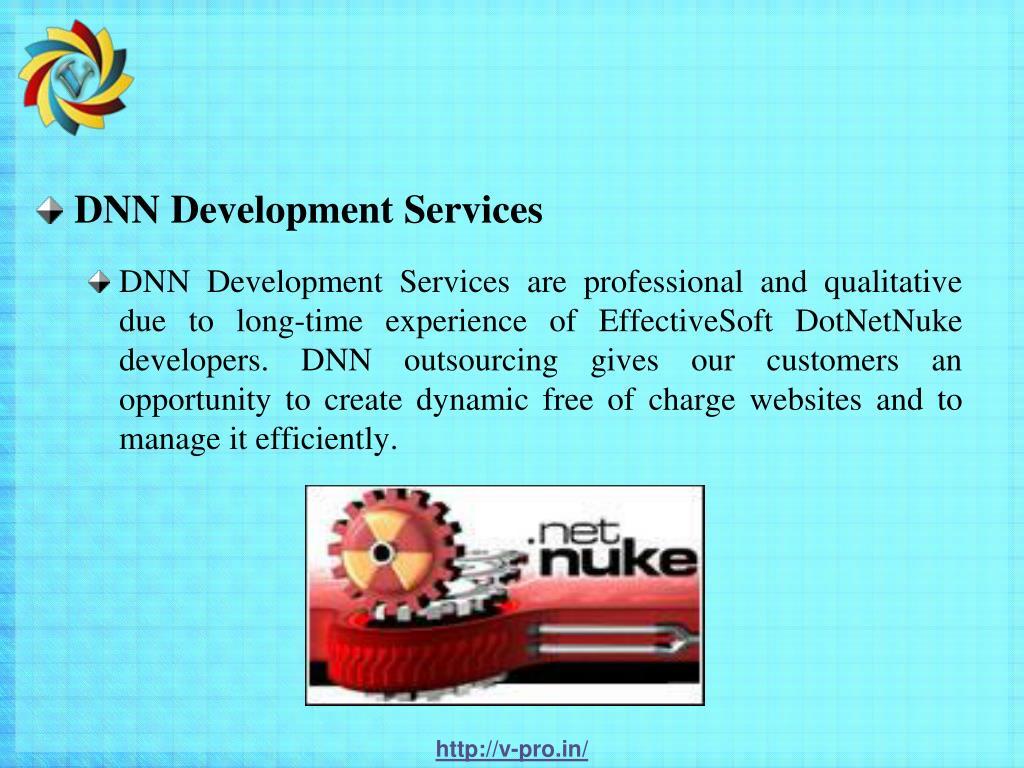 DNN Development Services