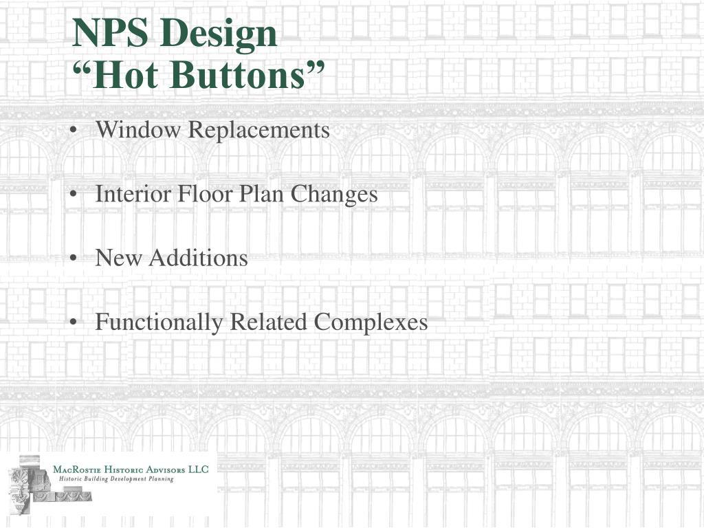 NPS Design