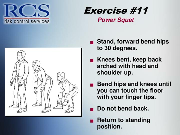 Exercise #11