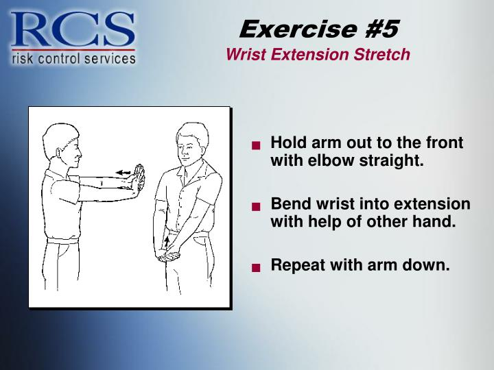 Exercise #5