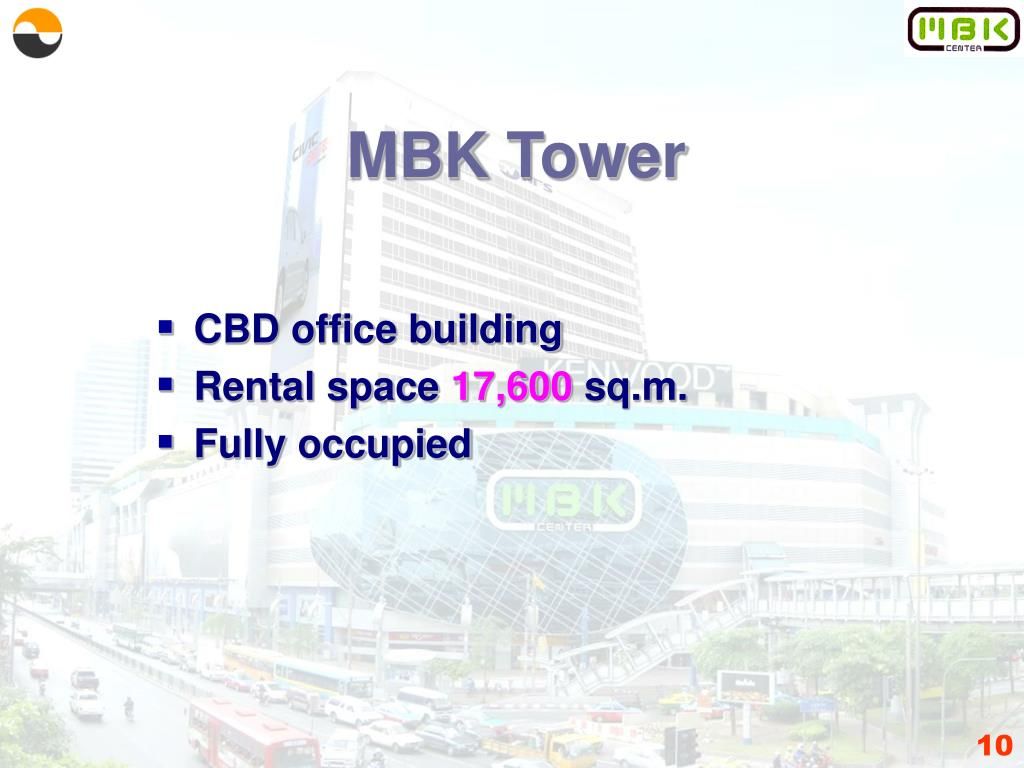 MBK Tower