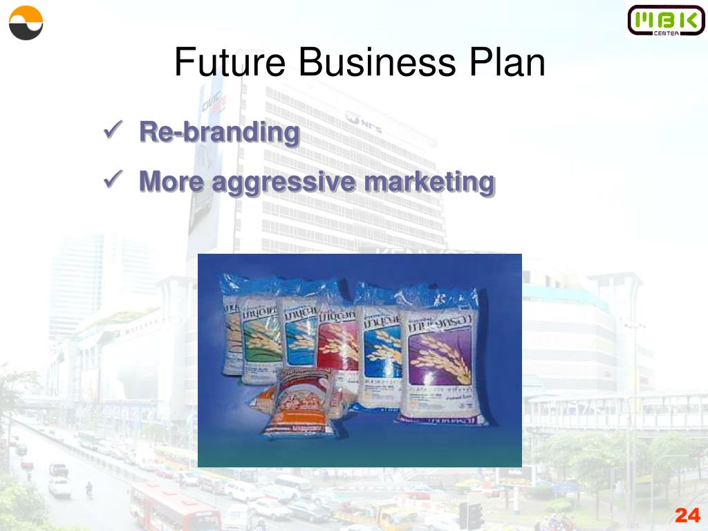Future Business Plan