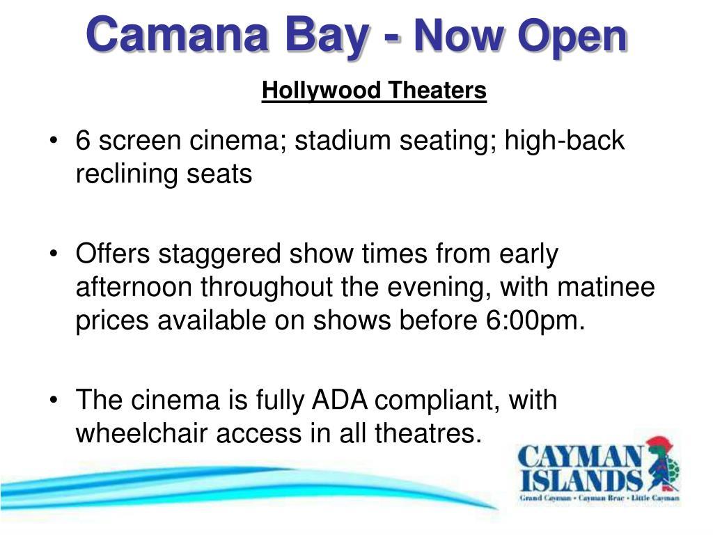 Camana Bay -