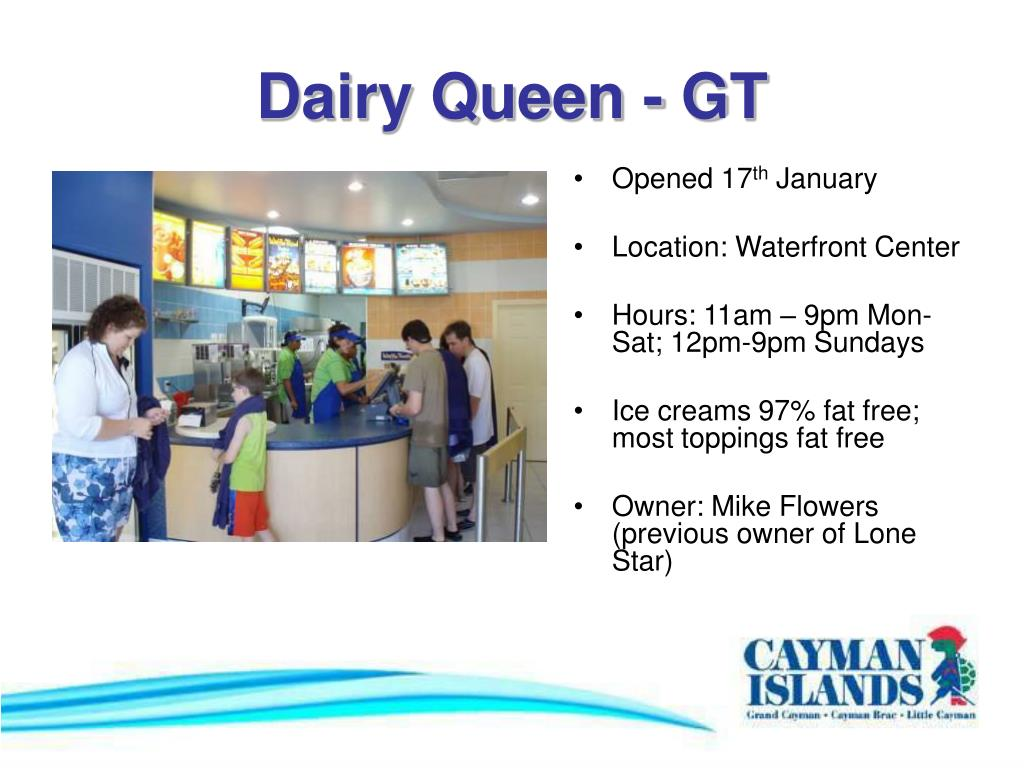 Dairy Queen - GT