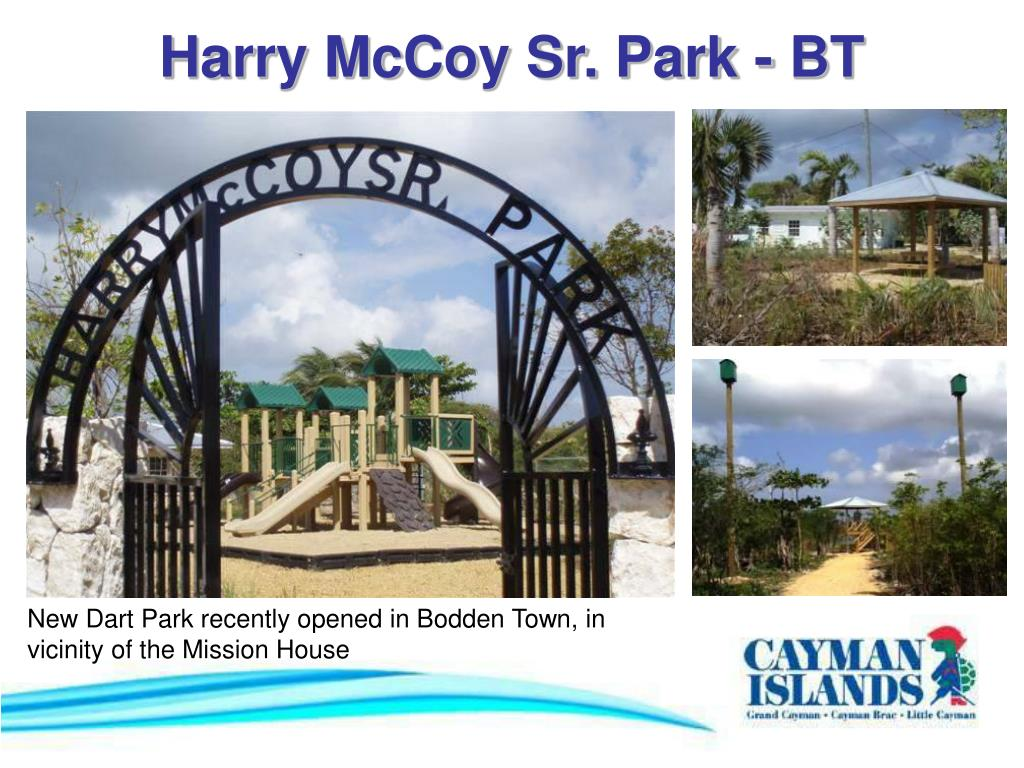 Harry McCoy Sr. Park - BT