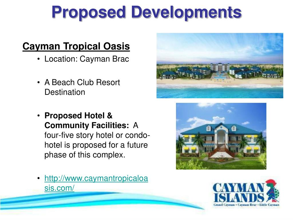 Proposed Developments
