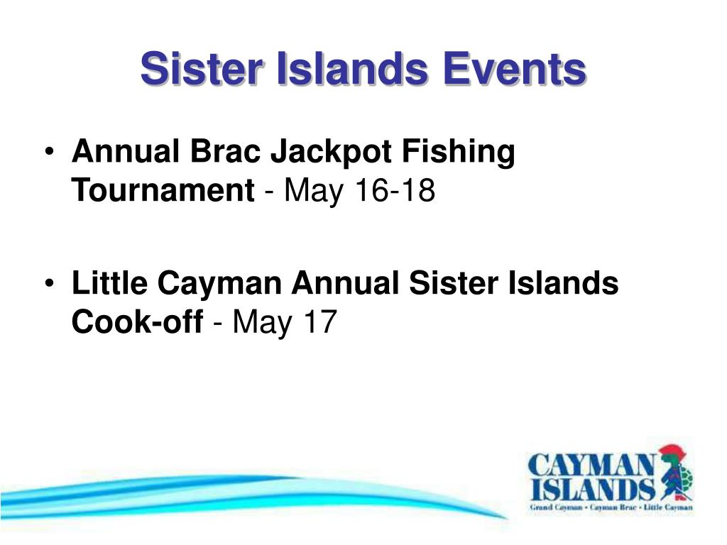 Sister Islands Events