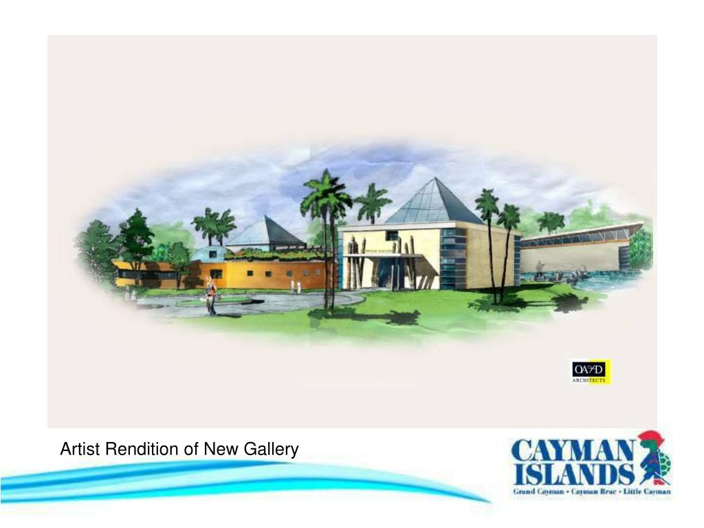 Artist Rendition of New Gallery