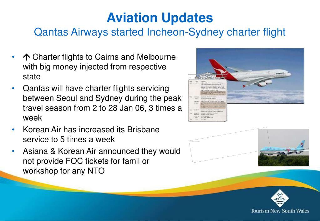 Aviation Updates