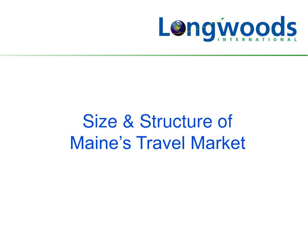 Size & Structure of