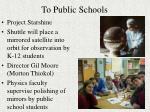 to public schools3