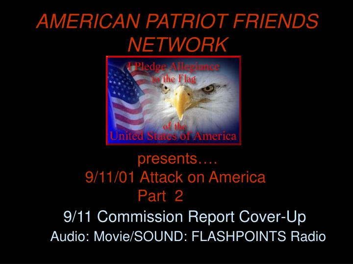 American patriot friends network