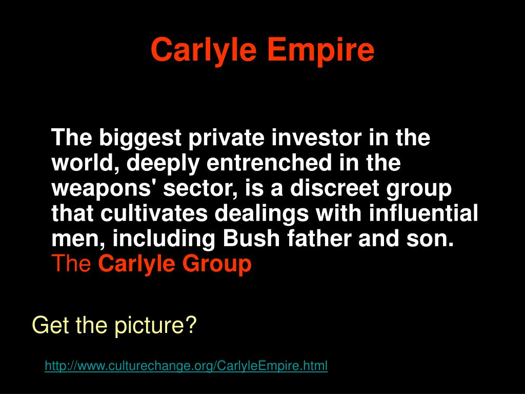 Carlyle Empire