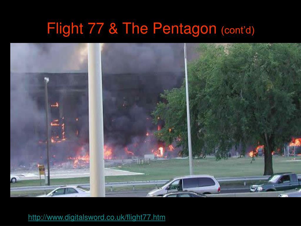 Flight 77 & The Pentagon