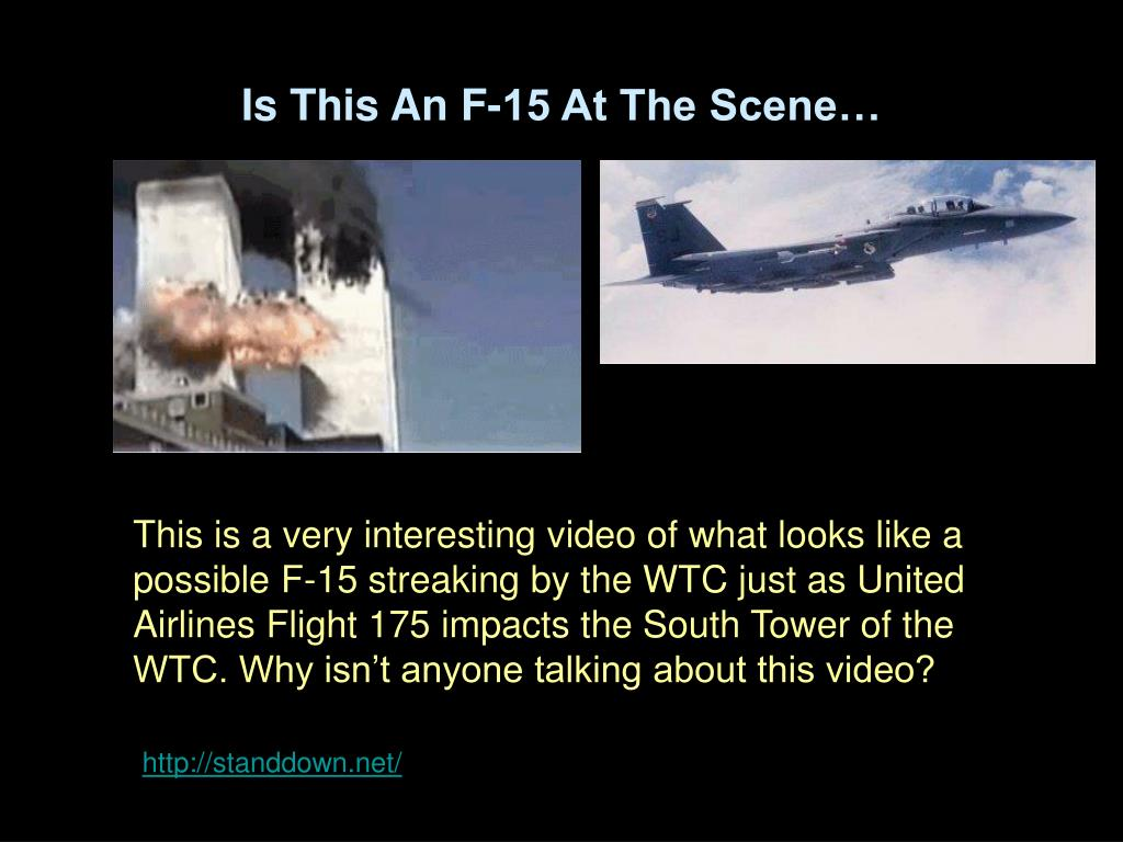 Is This An F-15 At The Scene…