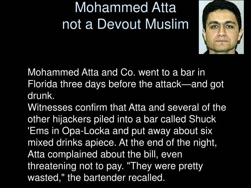 Mohammed Atta