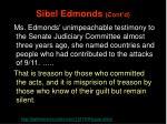 sibel edmonds cont d46