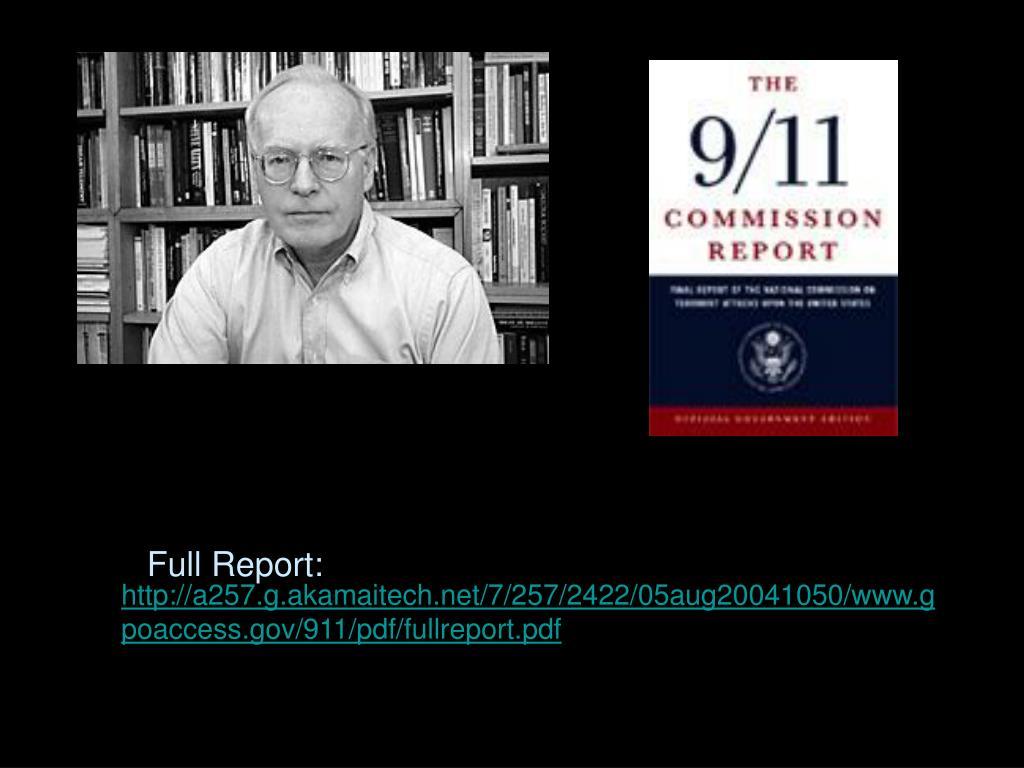 Full Report: