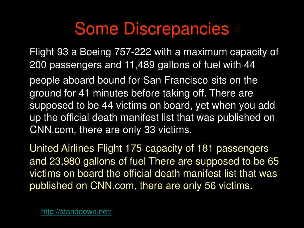 Some Discrepancies