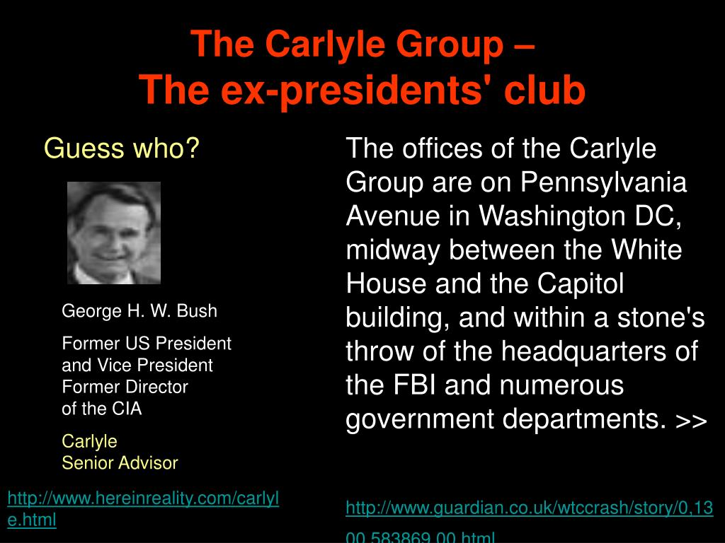 The Carlyle Group –