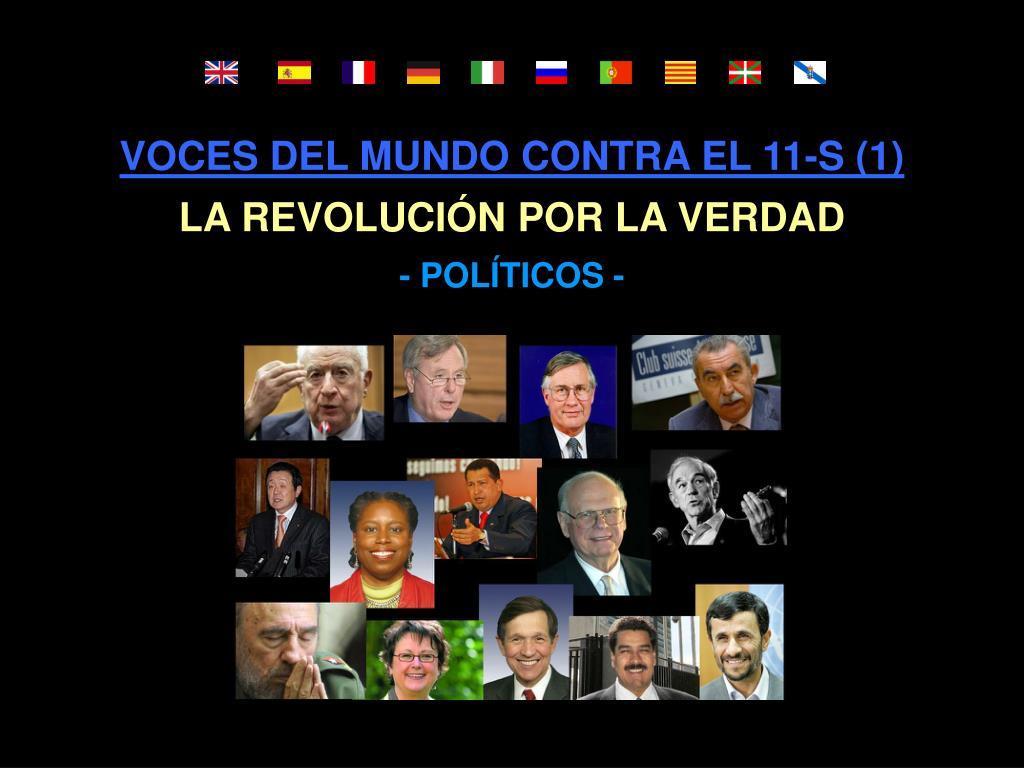 VOCES DEL MUNDO CONTRA EL 11-S (1)