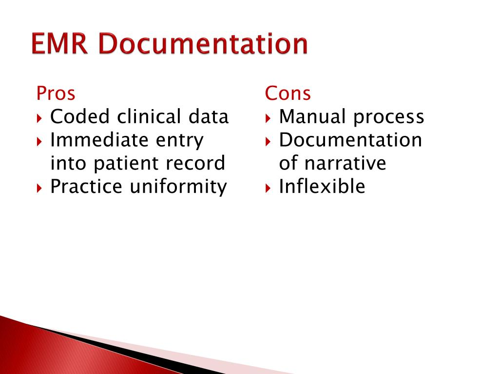 EMR Documentation