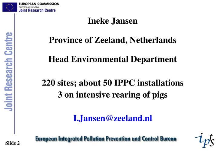 Ineke Jansen