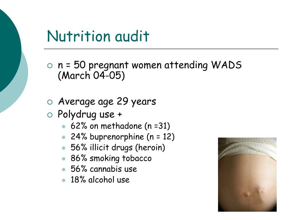 Nutrition audit