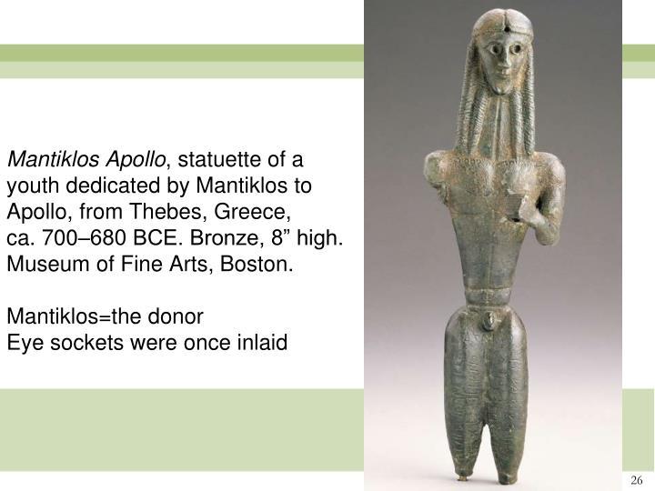 Mantiklos Apollo