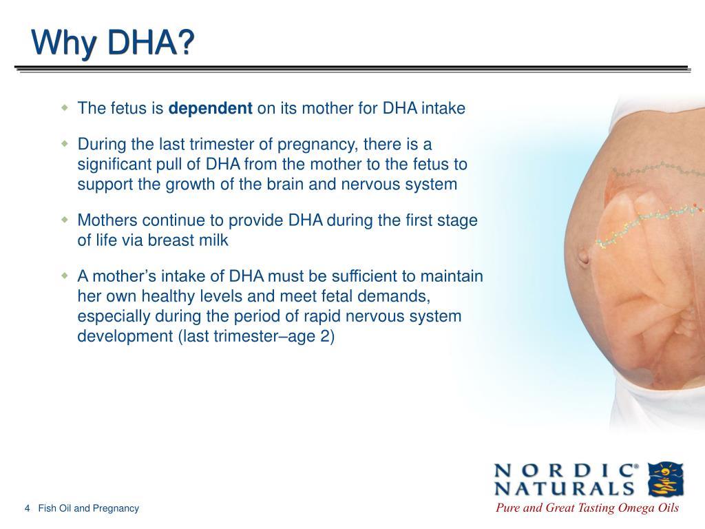 Why DHA?