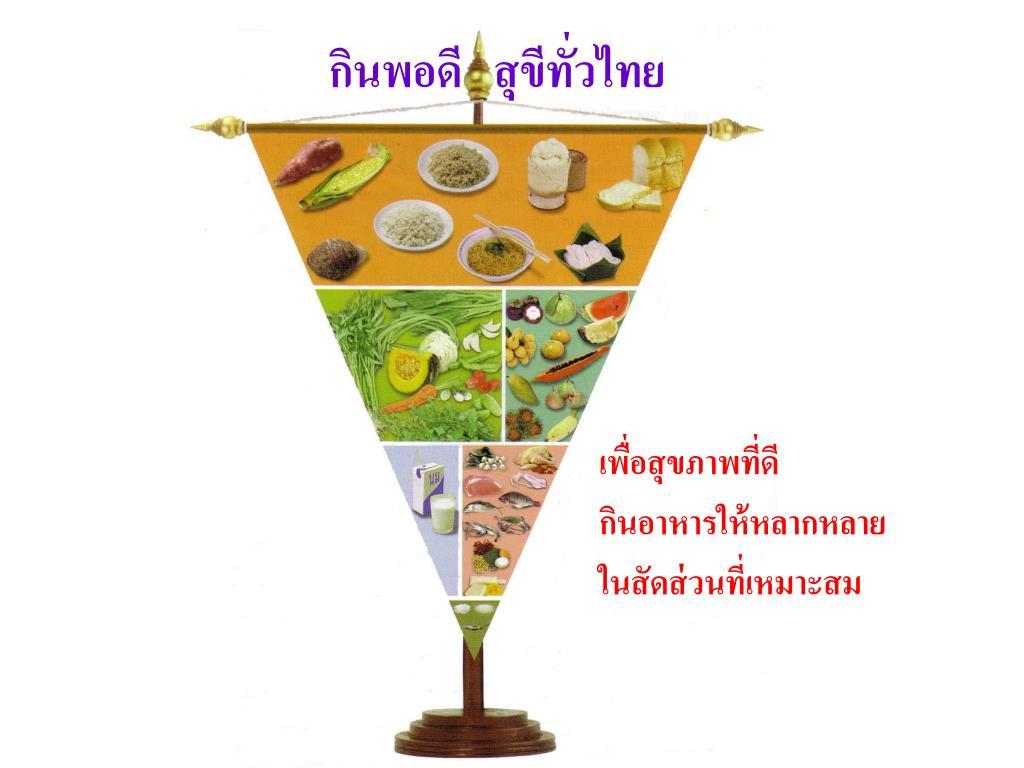 กินพอดี   สุขีทั่วไทย