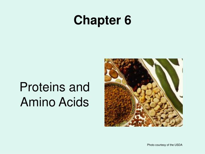 Proteins and amino acids l.jpg