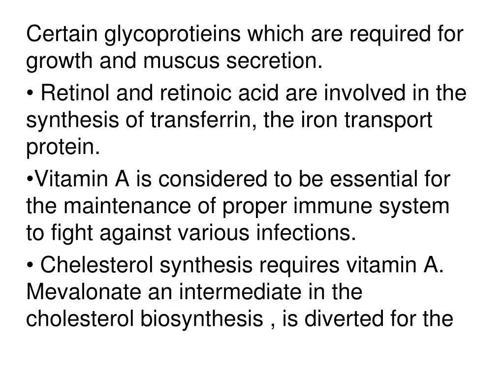 Certain glycoprotieins which are required for growth and muscus secretion.
