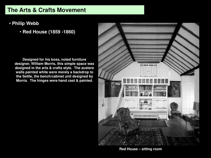 The Arts & Crafts Movement