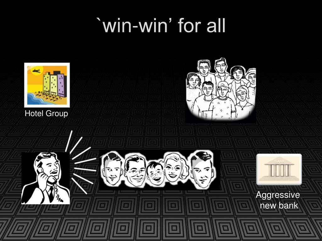 `win-win' for all