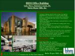 bhm office building lake mary seminole county fl burke hogue mills inc