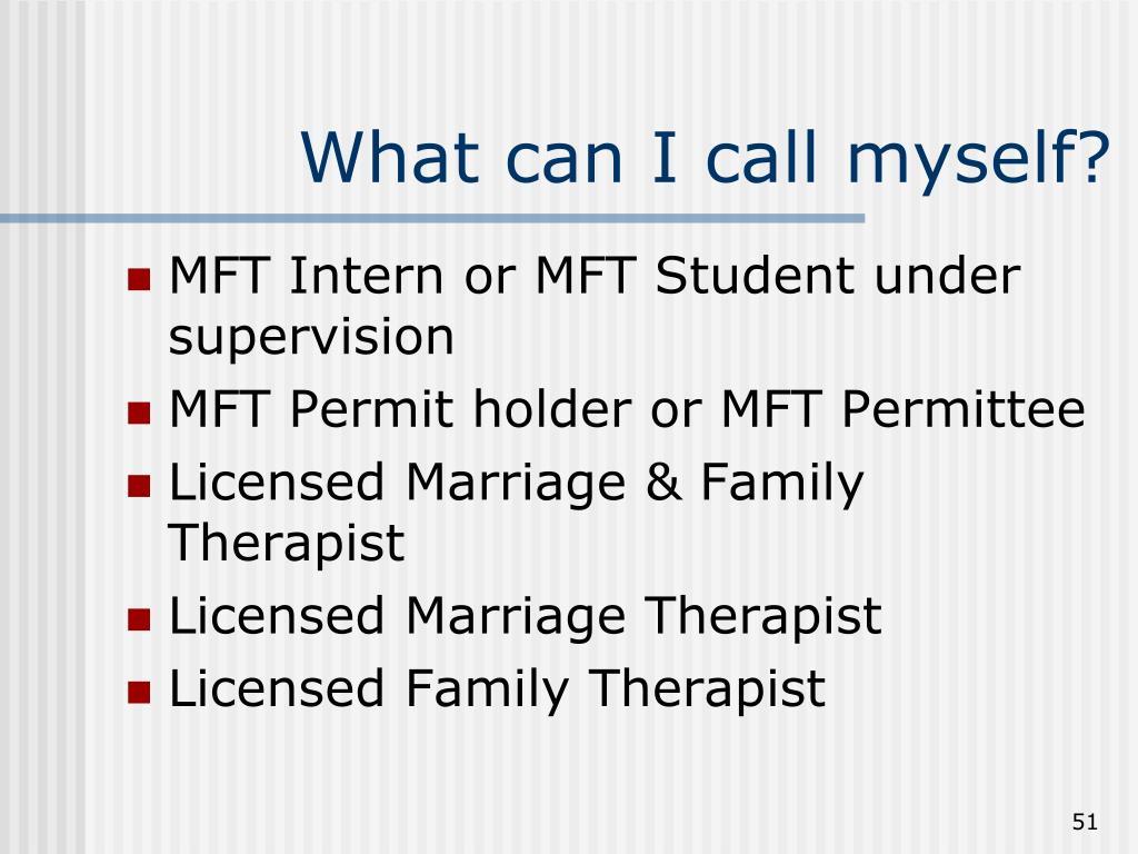 What can I call myself?