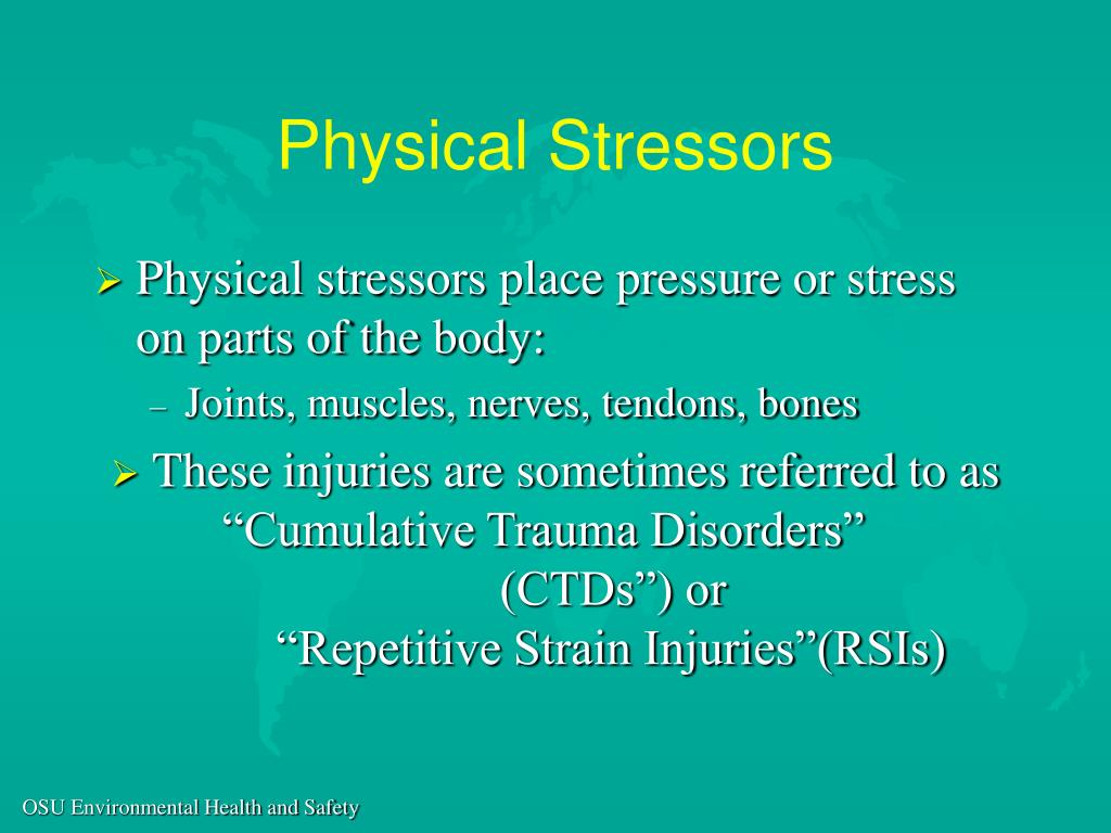 Physical Stressors